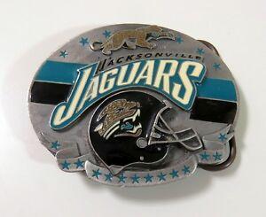 Siskiyou-Limited-Edition-Jacksonville-Jaguars-Football-Pewter-Belt-Buckle-1803
