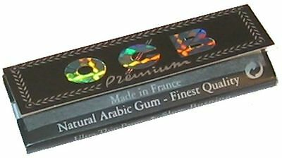 OCB Premium #1 Rolling Papers Black ***multiple variations***