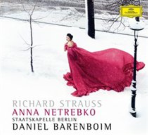 Anna Netrebko: Richard Strauss  CD NEW