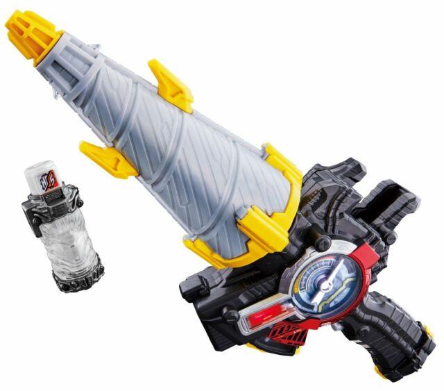 Bandai 191285 Kamen Rider Build Rotating Gun Blade DX Drill Crusher for  sale online | eBay