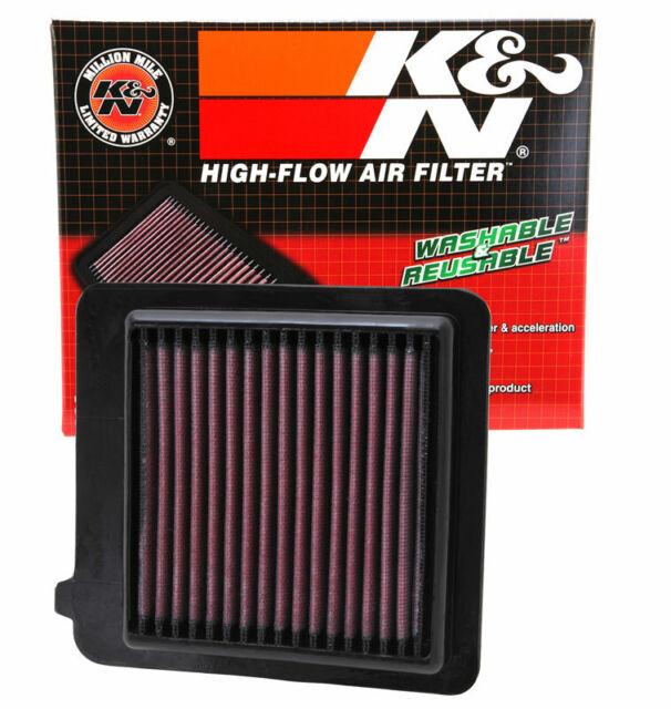 Fits Honda CRZ 2011-2015 1.5L K/&N Performance High Flow Replacement Air Filter
