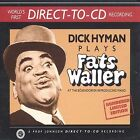 Dick Hyman Plays Fats Waller [Limited] by Dick Hyman (CD, Sep-2005, Reference Recordings)