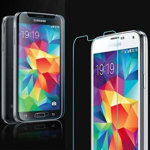 sports shoes 9b018 12327 Details about Ultra Slim Premium HD Tempered Glass Screen Protector for  Samsung Galaxy S5