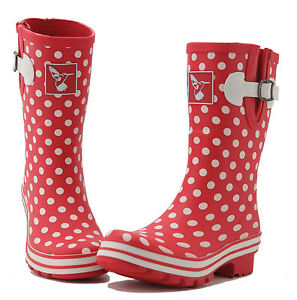 Designer Mid Winter Wellys Boots Wellies Ladies Evercreatures calf Rain qwgxOIyRB6
