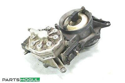 For Mercedes R129 500 Idle Air Hose Distributor to Manifold RIGHT R129