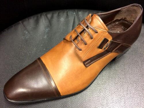 Picasso Italiennes De Chaussures Tan Handmade Designer Business Pantoufles Pablo nvaZwxqZ