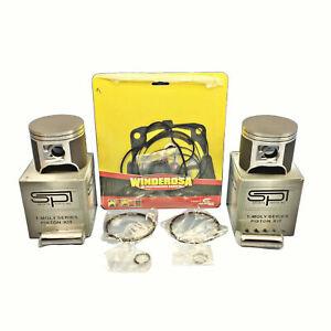 Polaris-700-81MM-Std-Piston-Haut-Fin-Joint-Kit-2007-2010-07-10-Rmk-Switchback