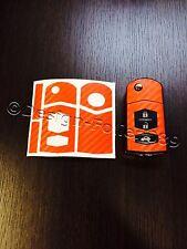 Carbon rojo lámina clave Mazda rx8 NC 2 3 5 6 mx5 sl CX 7 CX 9, etc.