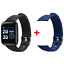 Smart-montre-Bracelet-Bracelet-Fitness-Rythme-Cardiaque-BP-Monitor-for-iPhone-Android miniature 20