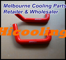 FOR NISSAN PATROL GQ TB42S ENGINE SILICONE BREATHER HOSE RED