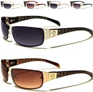 Womens Kleo Sunglasses New Desjgner Ladies or Girls Rimless Shield Glasses UV400