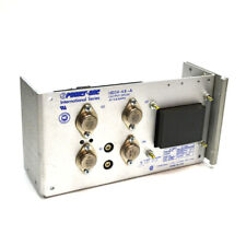 Power One Hd24 48 A 24vdc 48a Power Supply With 240d3 Solid State Relay