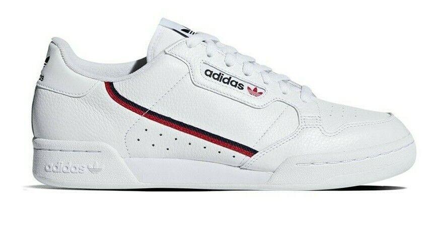 Adidas Continental 80 \ G27706 Vita män SZ 7.5 - - - 12  säljer bra över hela världen