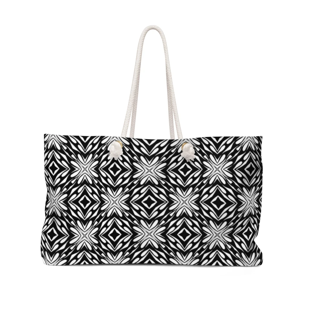 Sparkle by Night Oversized Weekender Bag 24
