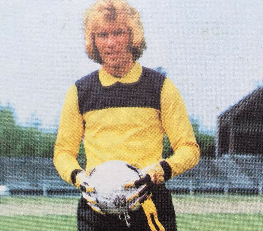 NORBERT Kränzle, NIGBUR TRIKOT S 04, Kränzle, NORBERT 70er, Vintage, Goalkeeper, Hertha BSC, 170e0f