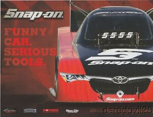 2017 Cruz Pedregon Snap On Tools Toyota Camry Funny Car Nhra