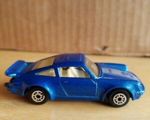 Mc Toy Porsche 911 Turbo Vintage Toy Car Ebay