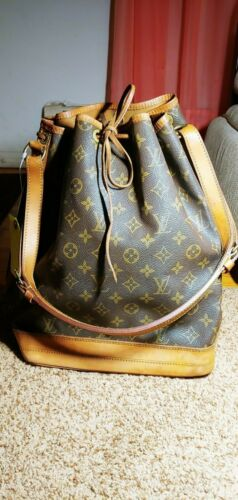100% Authentic Louis Vuitton Noe Monogram Bag