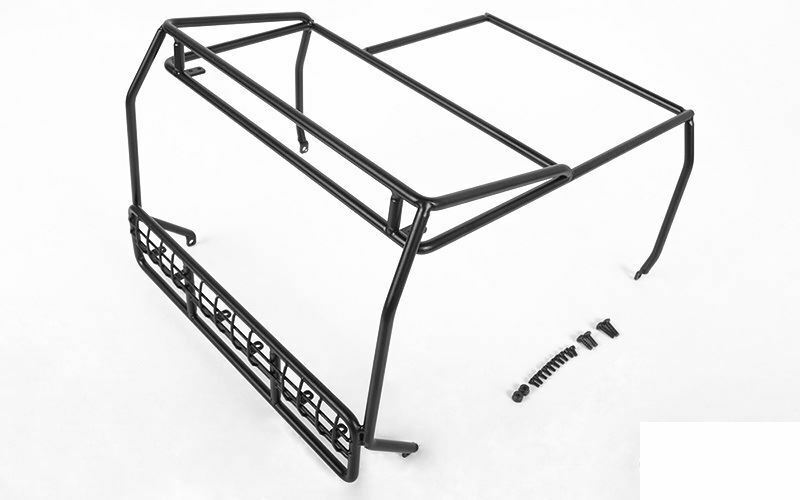 Tough Armor Exo Cage for RC4WD Beast II 6x6 Z-X0056 RC4WD Metal Roll Bar Spot Mt
