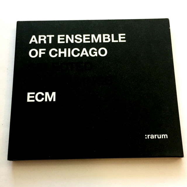 Art Ensemble Of Chicago – Selected ECM Recordings (Digipak CD 2002) :rarum VI
