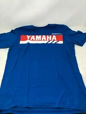 Troy Lee Designs 2018 Yamaha RS1 T-Shirt-Blue-M