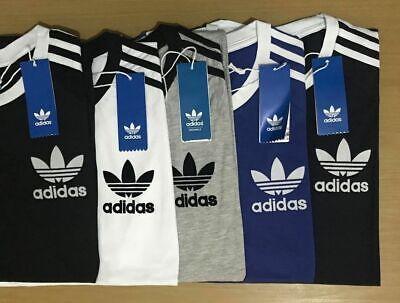Adidas Originals Uomo T Shirt California Girocollo Manica Corta S M L Xl-mostra Il Titolo Originale Merci Di Alta Qualità