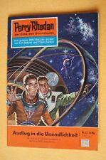 Perry Rhodan der Erbe des Universums Nr.32, Erstauflage 1962
