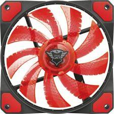 Artikelbild Trust GXT 762G LED Illuminated silent PC case fan Schwarz-Rot