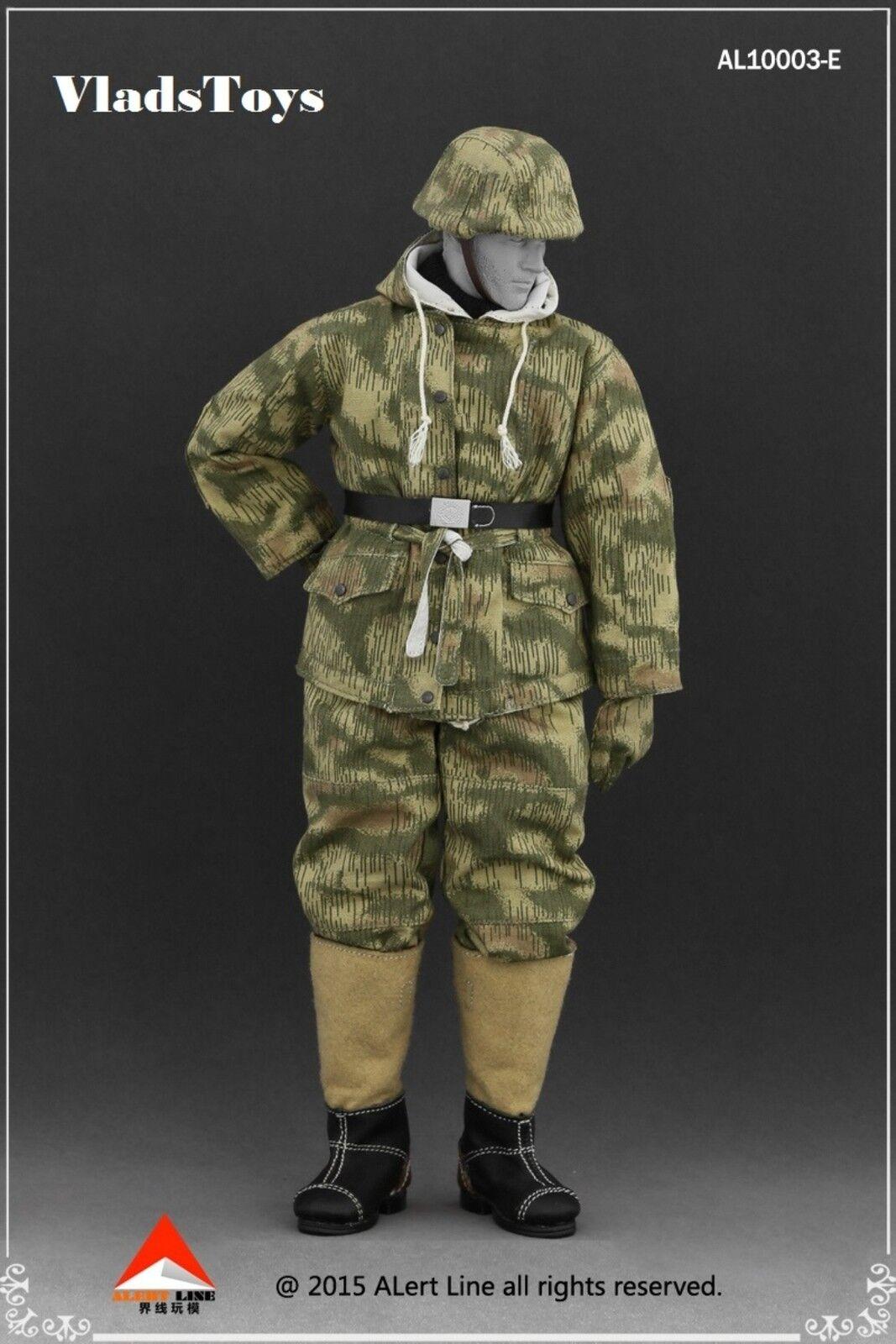 Alert Line 1 6 Wehrmacht Neve Reversibile Cotone Giacca Imbottita AL-10003E