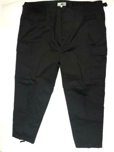 Army Cargo Pantalon BDU Pantalon Security Pantalon en Noir Combat Pants McAllister
