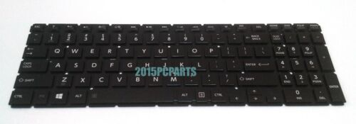 New Toshiba Satellite S55T-B5165 S55T-B5232 S55T-B5239 Keyboard US Backlit