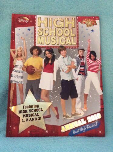 1 of 1 - Disney Channel High School Musical HSM Annual 2010 Book