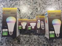 LED, Mi Light, Smart light Starter kit fra