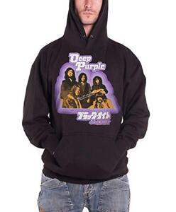 Purple Official Merchandise Japan con cappuccio Felpa Deep Felpa 7OpwtT