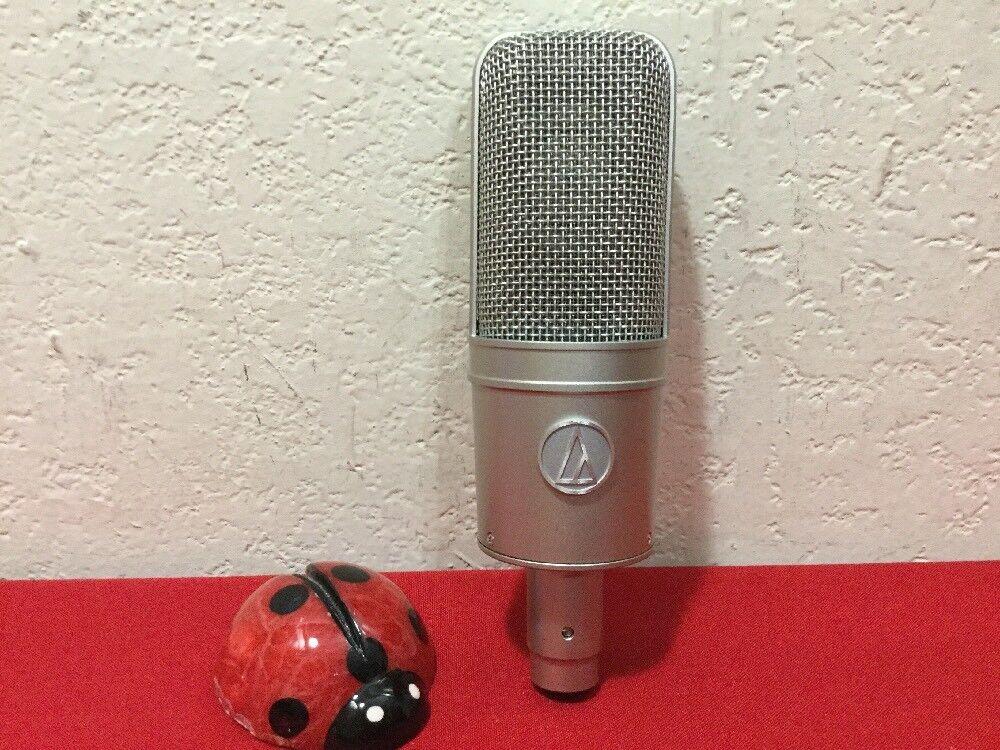 Audio-Technica AT4047 SV Cardioid Condenser Microphone