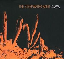 THE STEEPWATER BAND - CLAVA NEW CD