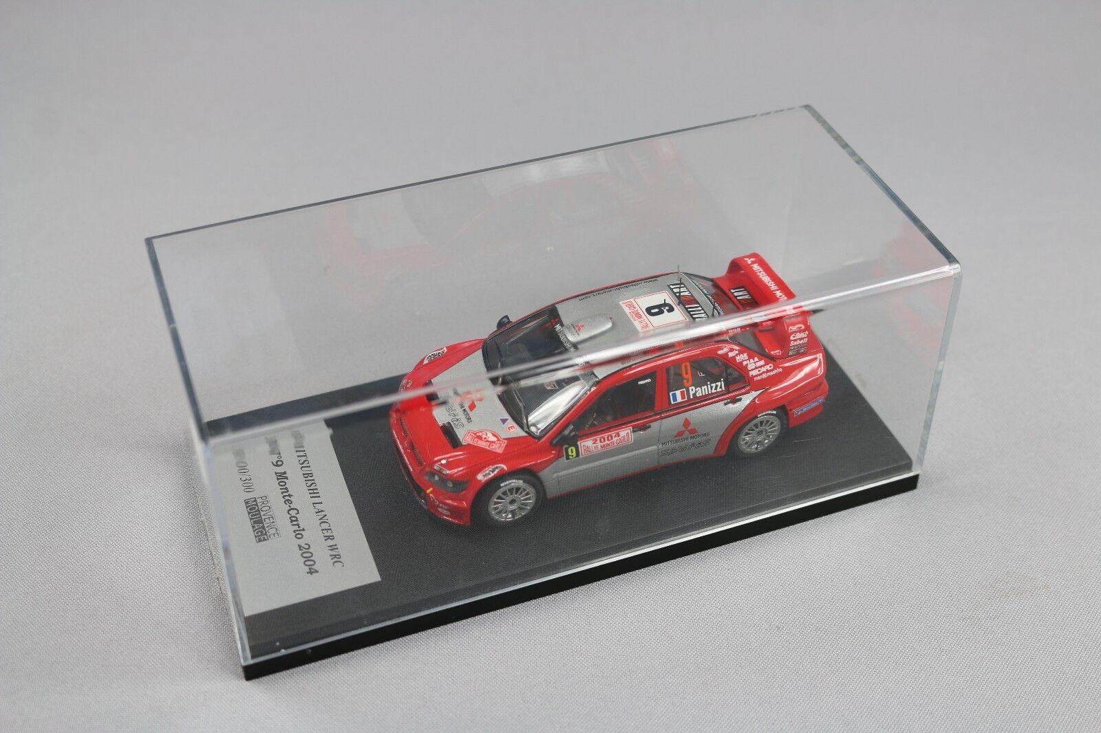 ZC607 Provence Moulage M024 Miniature 1  43 Mitsubishi Lancer Monte voiturelo 2004  rentable