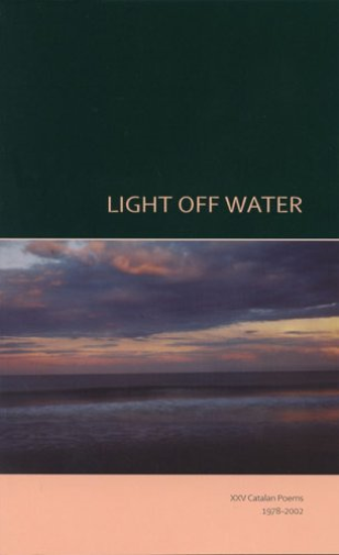 Anna Crowe-Lights Off Water (US IMPORT) BOOK NEW