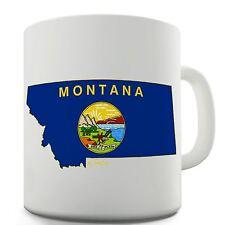 Montana Big Sky Country Seal USA State Flags Symbol Mug