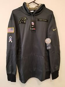 Image is loading CAROLINA-PANTHERS-2016-NIKE-NFL-SALUTE-TO-SERVICE- 105dd6c86