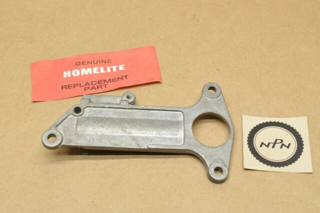 NOS OEM Homelite Super XL 12 Chain Saw Ignition Coil Mounting Plate 94326-1