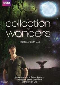 Nuovo-A-Collection-Of-Wonders-Cofanetto-DVD