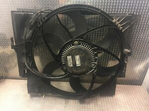 BMW 1 3 Series E87 E90 118d 120d 320d Diesel Engine Radiator Cooling Fan Motor