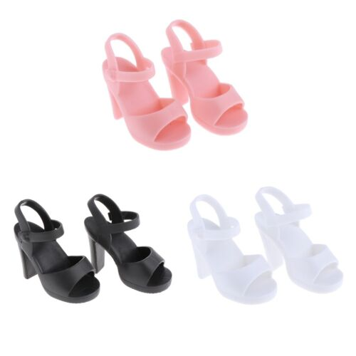 3 Pair Fashion 1//4 BJD Dolls Summer Mini Shoes for 45cm Doll Party Accessory