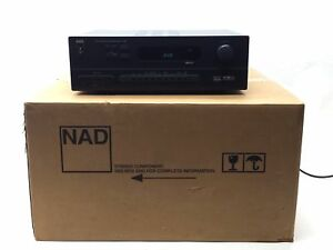 NAD-T-752-T752-AV-AUDIO-VIDEO-STEREO-AMPLIFIER-SURROUND-SOUND-RECEIVER-7-1-80WPC