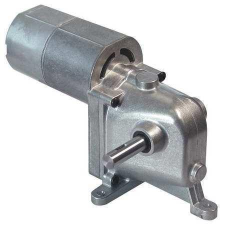 DAYTON 1LRA7 AC//DC Gearmotor,4.5 rpm,115V,Open Vented