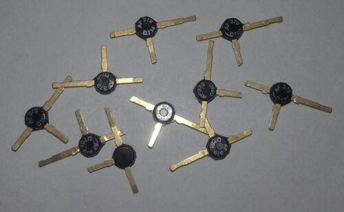 sot37 10pcs af379 germanio bipolare PNP Transistor RF