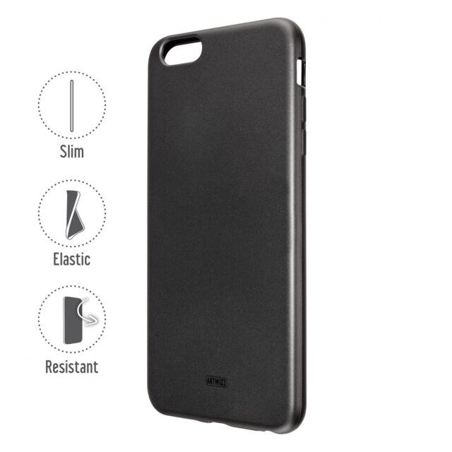 Artwizz SeeJacket® TPU Schutzhülle aus elastischem Kunststoff für iPhone 6 Plus
