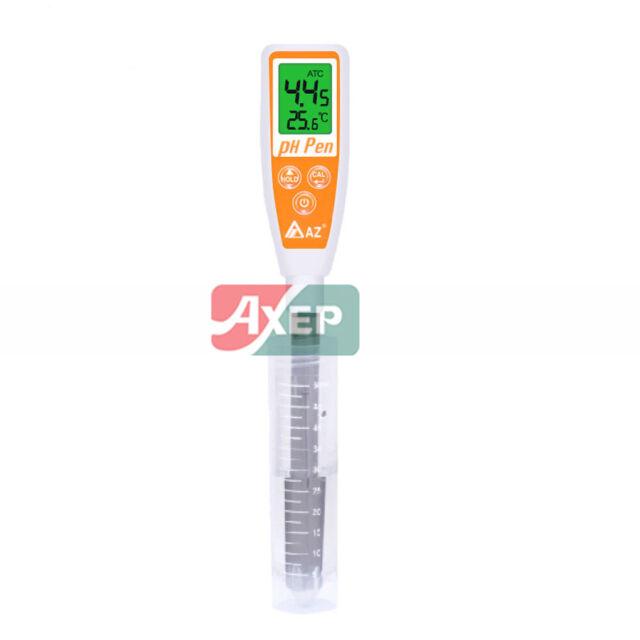 A● AZ-8692 PH /Temperature meter Long Tube pH pen IP65 Water Proof