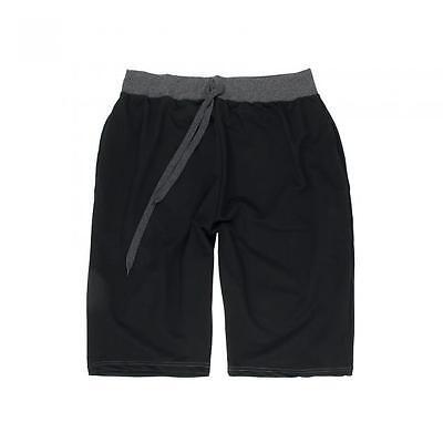Indipendente Bermuda Shorts Pantaloni Estate Pantaloni Nero Grigio Tg. 3xl #2019-mostra Il Titolo Originale Brividi E Dolori